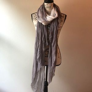 NWOT ombré scarf